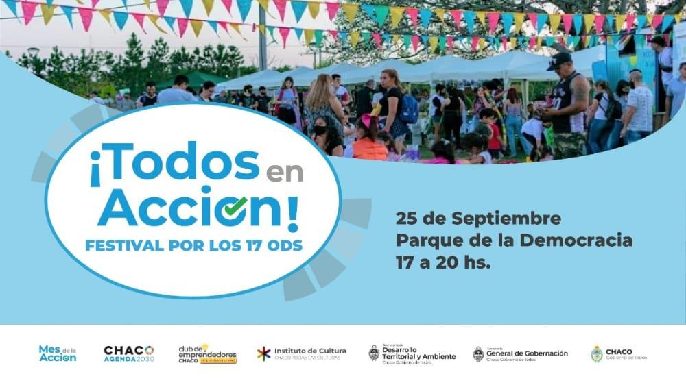 El Gobierno Provincial te invita a un gran festival