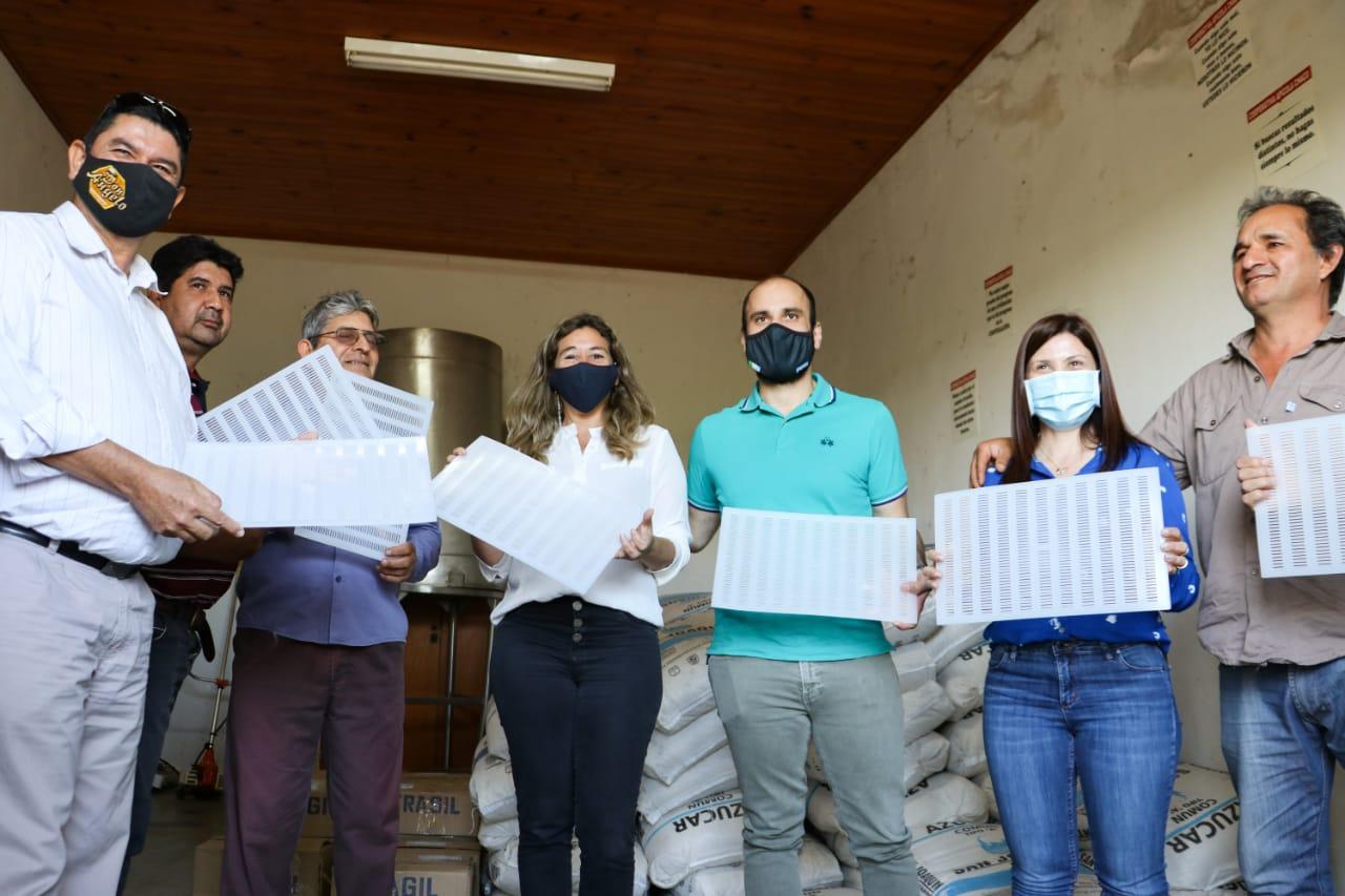 Chaco se posiciona en el mundo con la producción de mil orgánica y propoleos