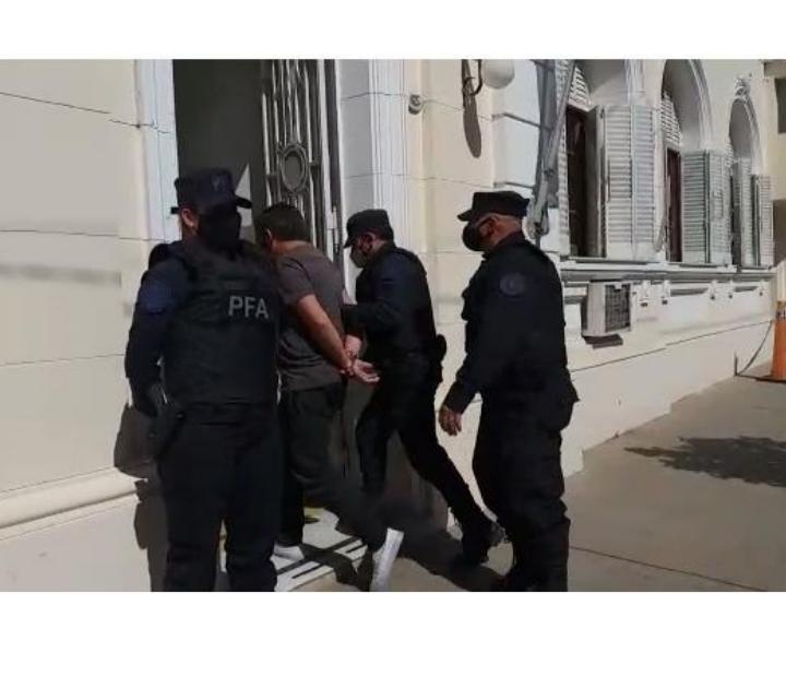 Goya: La Policía Federal capturó a un hombre acusado de violación