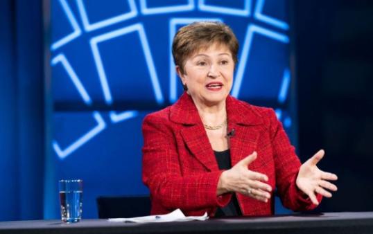 Kristalina Georgieva suma críticas y cuestionan su continuidad en el FMI