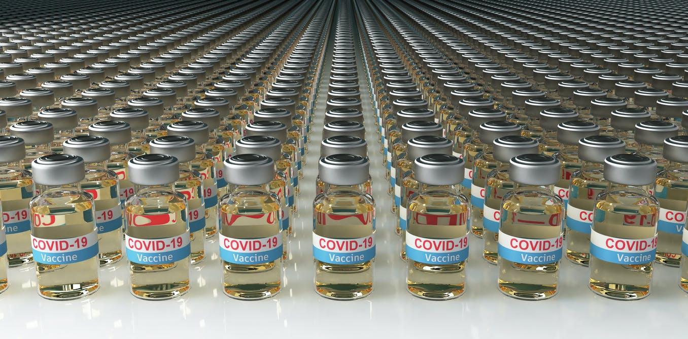 Vacunación contra el Covid-19 en el mundo, el país y la provincia del Chaco