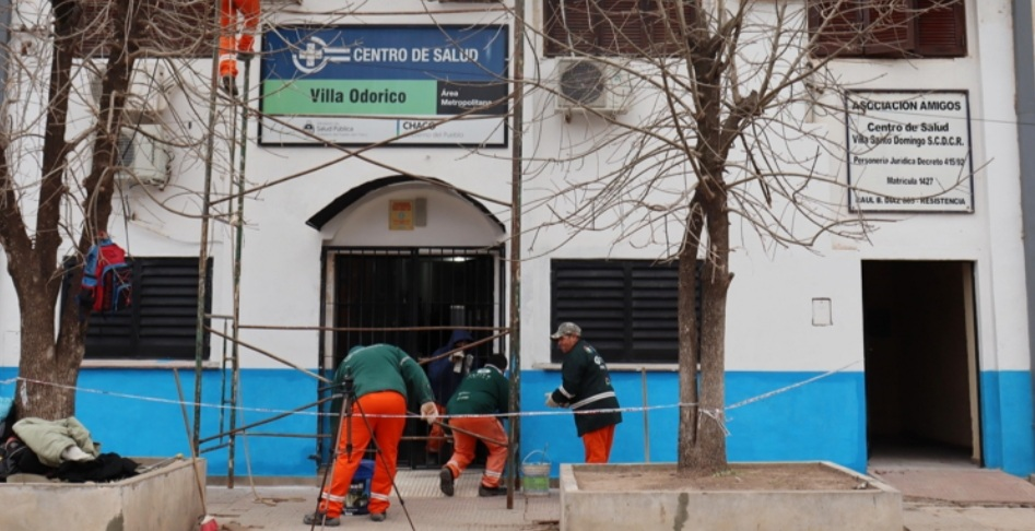 Centro de Salud Villa Odorico: los robos no cesan