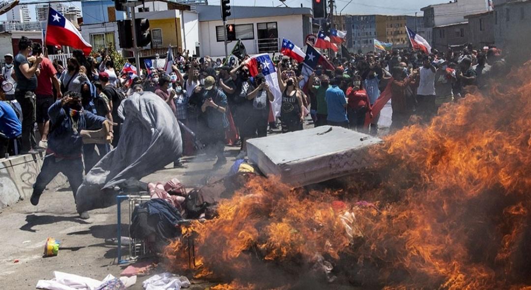 Chile: crisis migratoria
