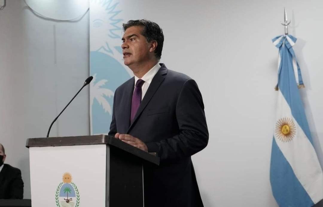 El Gobernador anunció las medidas para recuperar la consolidación económica