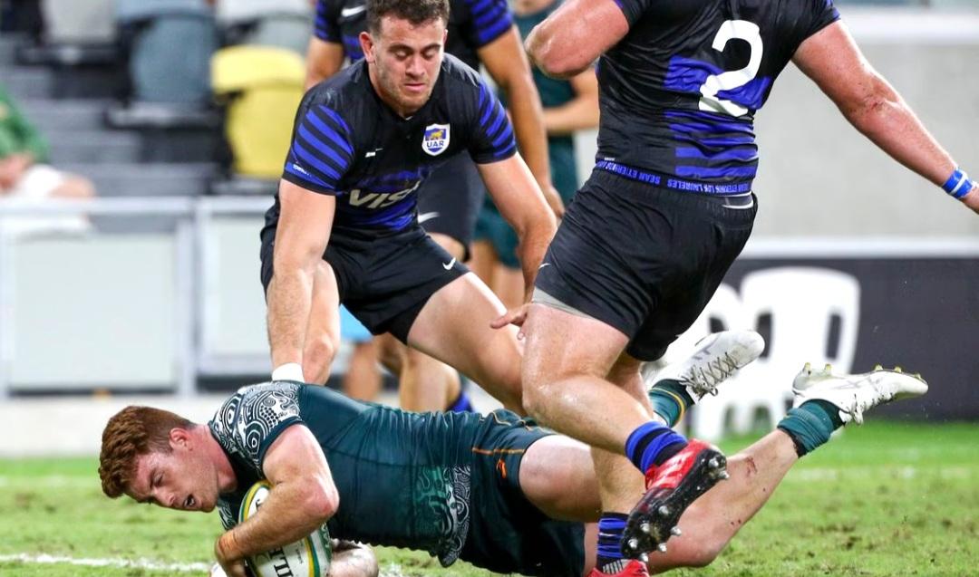 Los Pumas bajaron un puesto en el ranking de la World Rugby