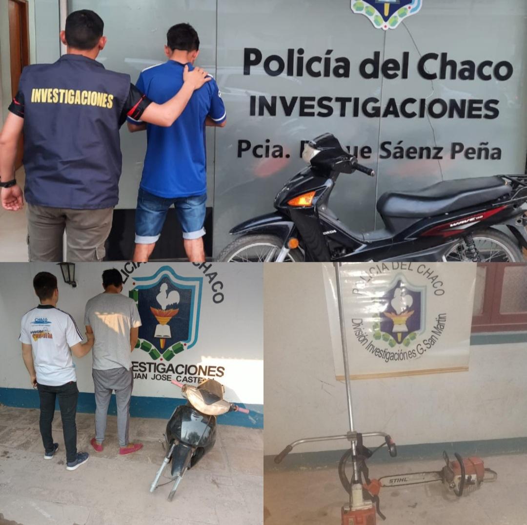 Chaco: procedimientos positivos en toda la provincia