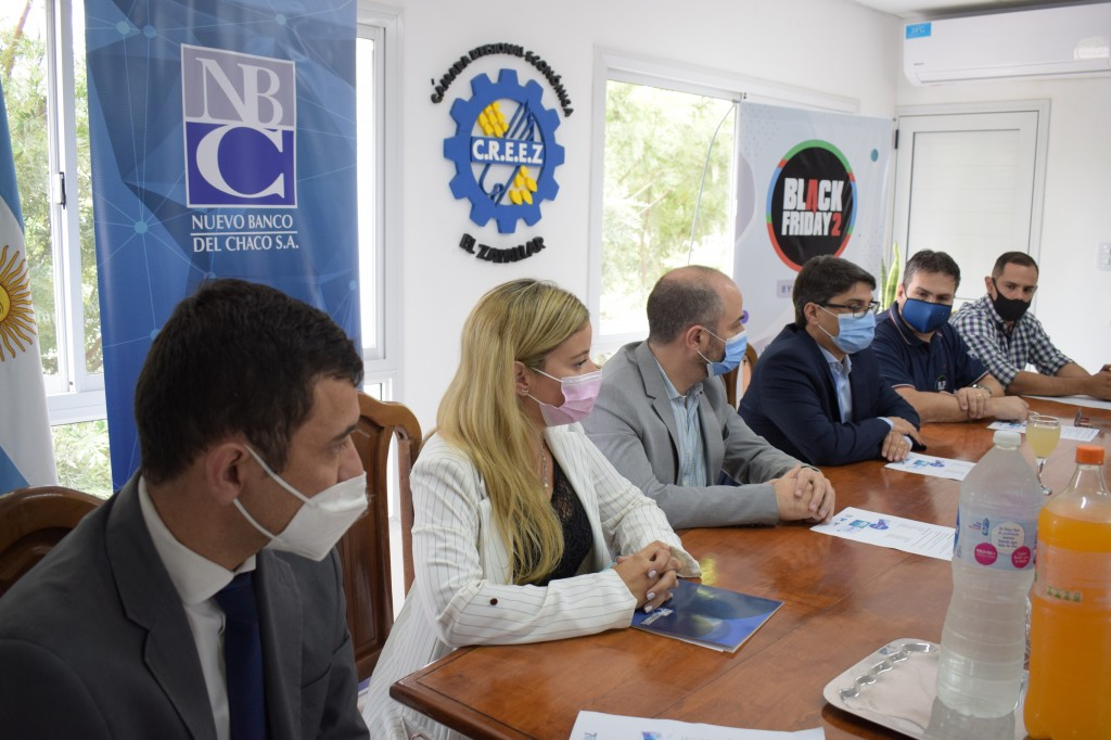 Black Friday en General San Martín, con beneficios en Tuya y Billetera NBCH24