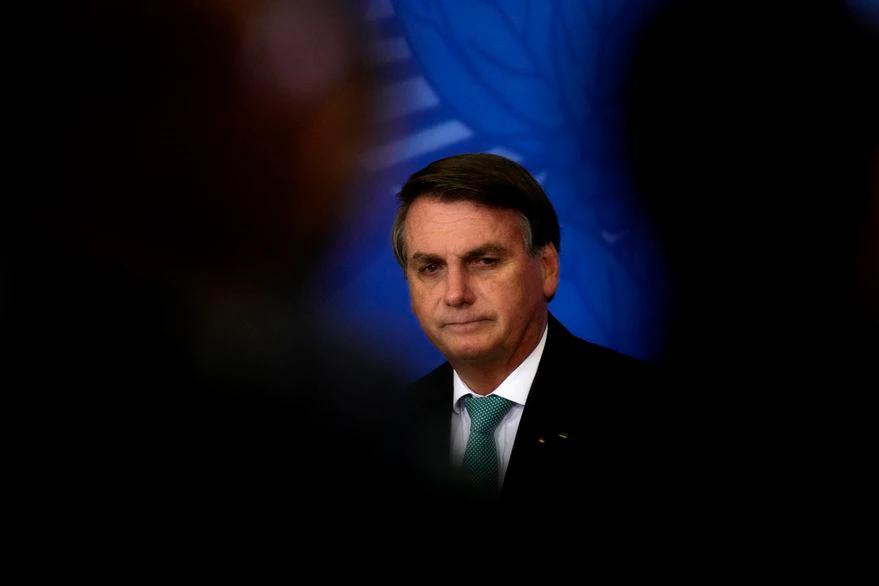 Jair Bolsonaro citó un pasaje bíblico para criticar al gobierno argentino