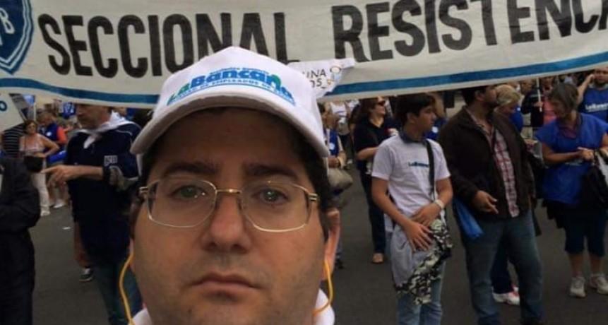 Paro en Banco Nación – Resistencia: será a partir de las 10:00 hs del miércoles en adhesión a la medida de fuerza nacional contra el presupuesto 2019.