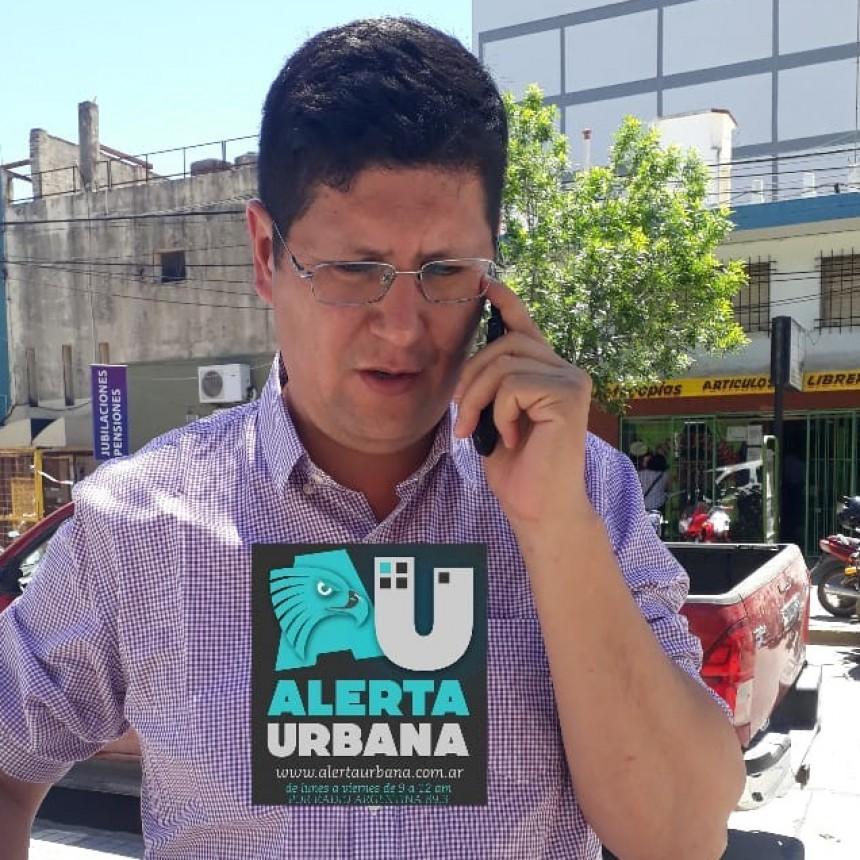 Julio Paredez es el nuevo Intendente de Villa Río Bermejito
