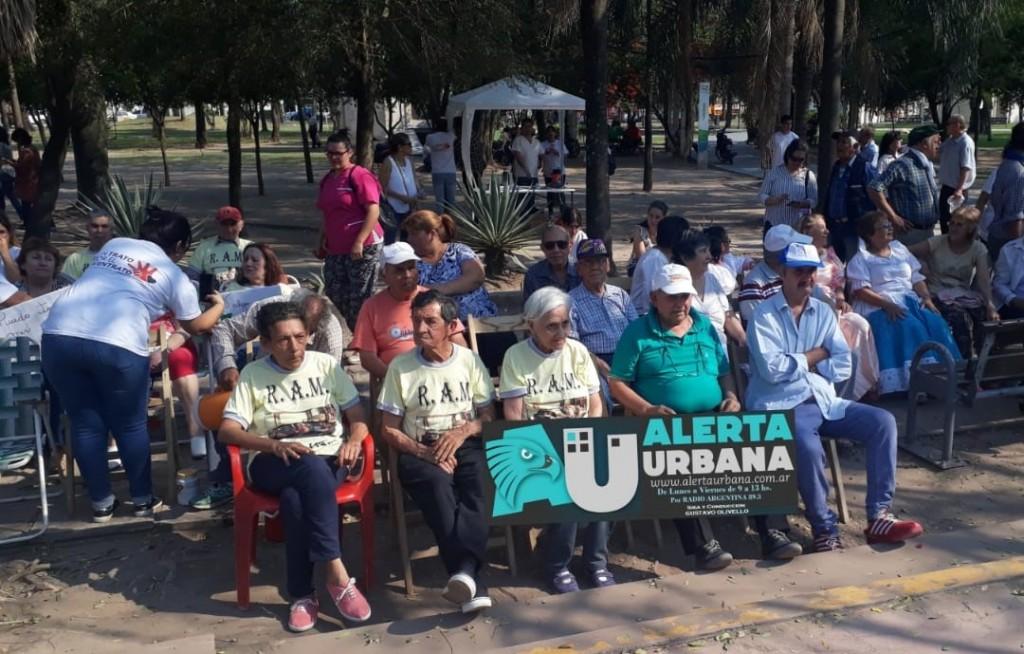 """01 de octubre """"Día Internacional del Adulto Mayor"""""""