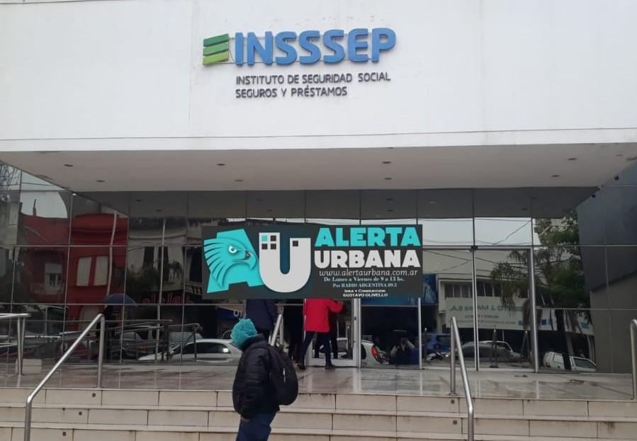 Jubilación on line para afiliados del INSSSEP