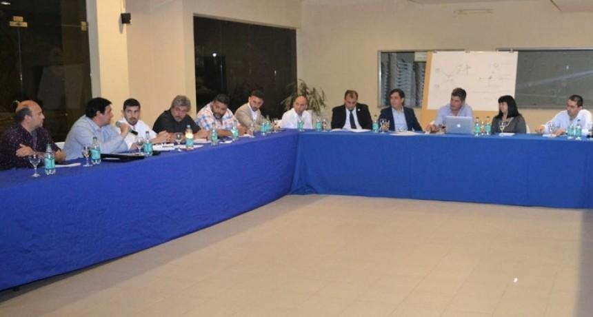 Se realizó la 2da. reunión del Consejo Económico, Social y Político de Resistencia