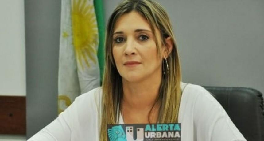 Claudia Panzardi: la conducción del Frente Chaqueño será quien decida sobre el legislador que ocupará la Presidencia de la Cámara.