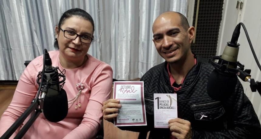 """""""Fundación Brilla Mujer"""": este viernes continúa el trabajo solidario recibiendo donación de cabello para el Primer Banco de Pelucas Oncológicas en Resistencia."""