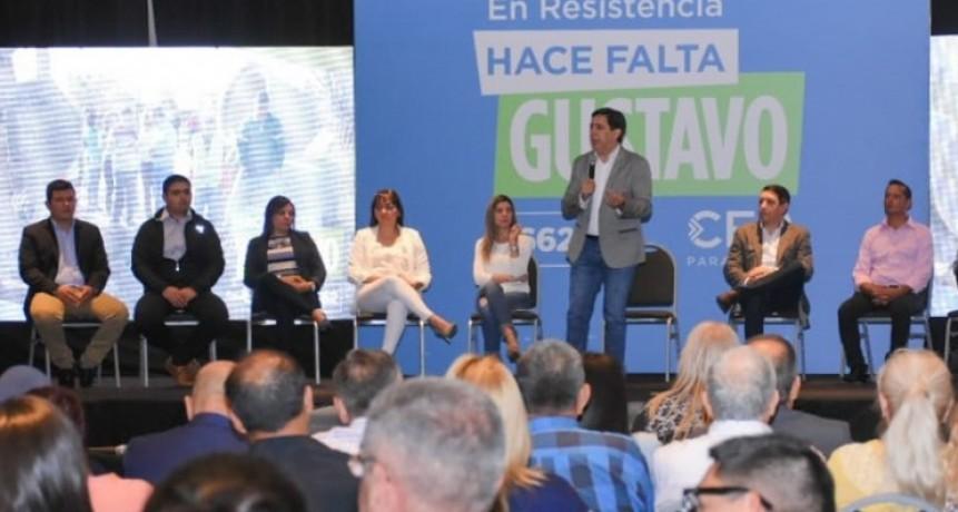 Gustavo Martínez y candidatos a concejales de CER PARA TODOS conversaron con representantes de distintos credos de Resistencia