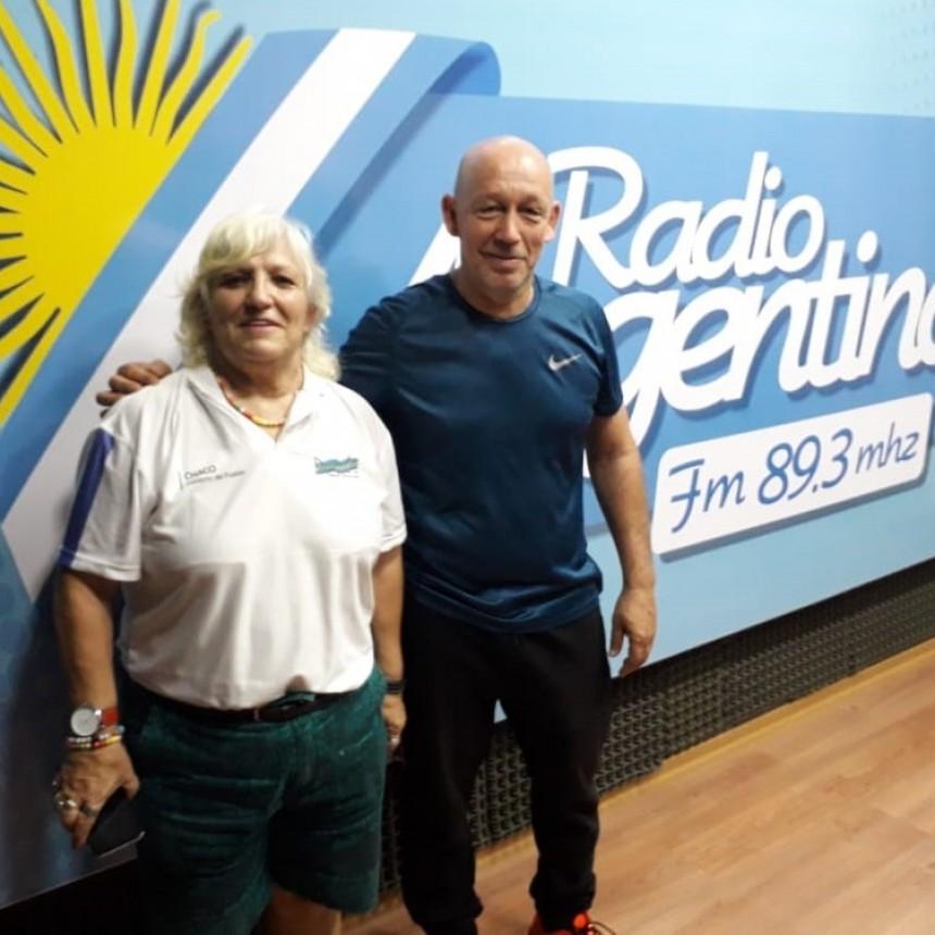 El Deporte que no se ve: el bloque semanal en Alerta Urbana de Pilar Tejedor, Directora de Deportes Comunitarios del Instituto del Deporte Chaqueño.