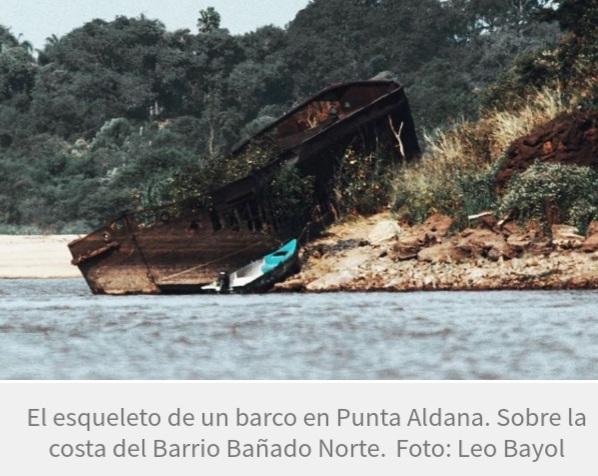 Corrientes: El río Paraná presenta su nivel máximo más bajo en 117 años.