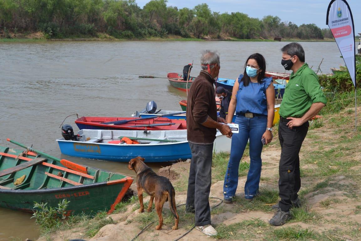 """Magda Ayala: """"Formalizar la actividad pesquera comercial es dignificar a los trabajadores y sus familias"""""""
