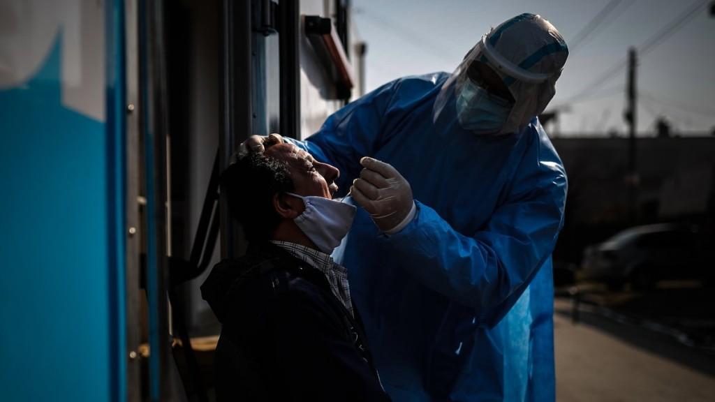 Coronavirus en Argentina: confirmaron 312 muertes y 14.687 nuevos contagios en las últimas 24 horas. Chaco 200 nuevos casos.