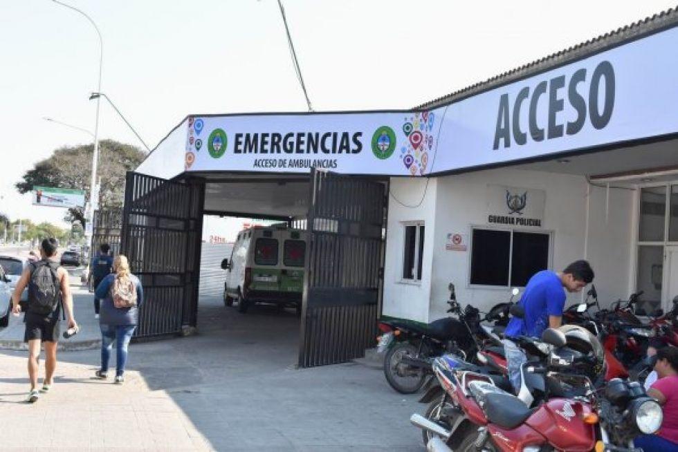 Corrientes: Falleció el penitenciario que estaba en terapia intensiva tras fuerte choque.