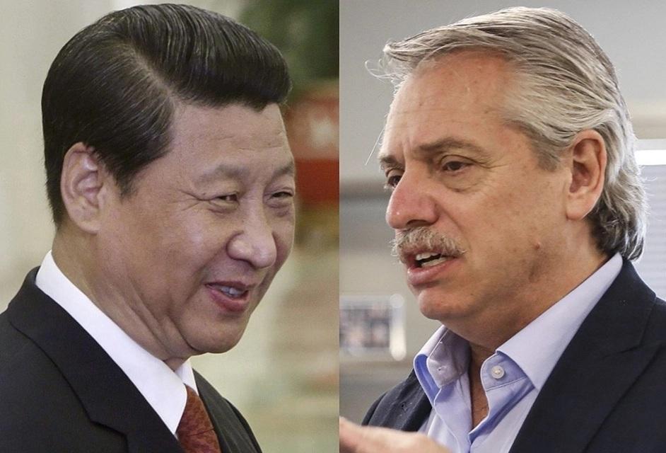 Argentina afianza su relación con China.