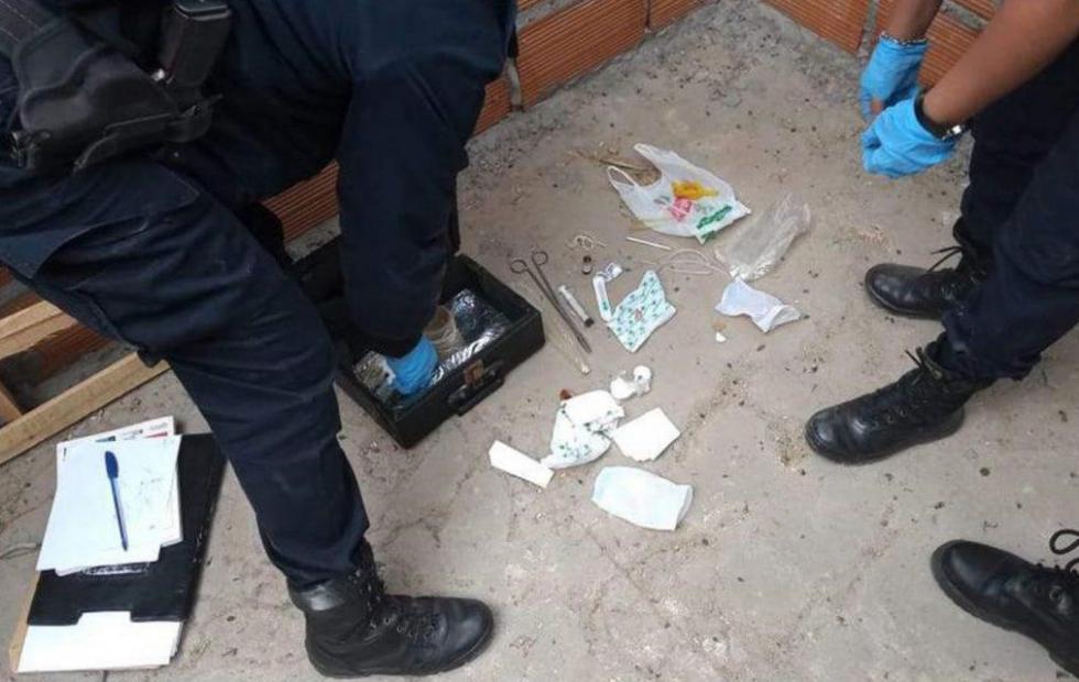 Santiago del Estero: Detienen a una curandera que practicaba abortos.