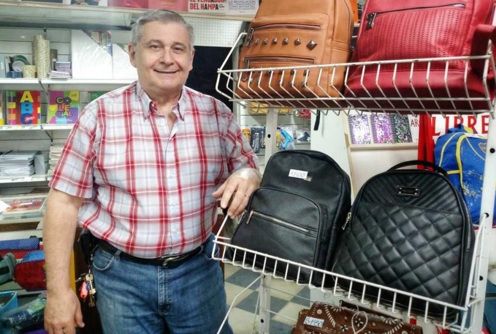"""""""Tienda Chaco es una opción muy importante porque es un producto provincial para los chaqueños"""""""