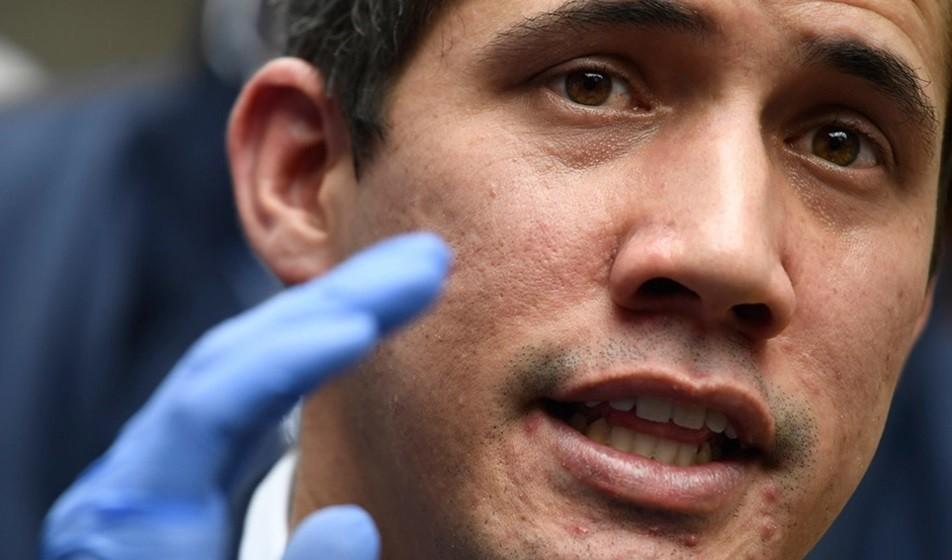 Juan Guaidó se quedó sin el oro