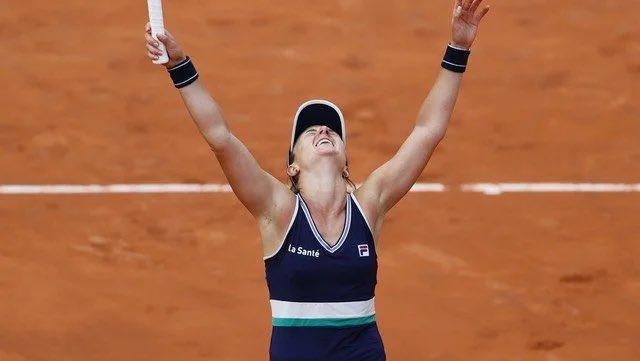 Histórico triunfo de Nadia Podoroska en Roland Garros