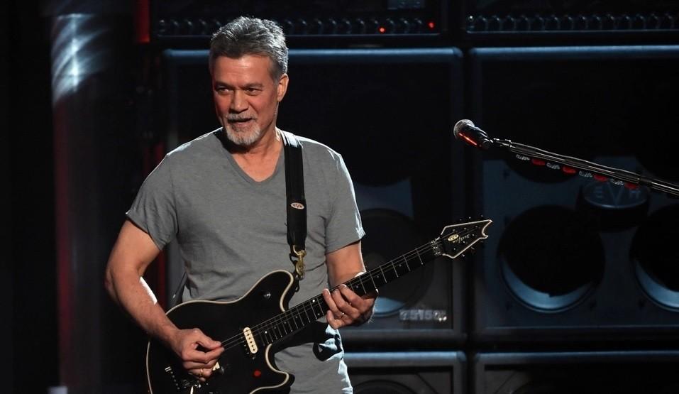 Murió Eddie Van Halen, uno de los grandes guitarristas de rock