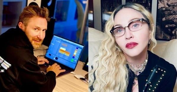 Madonna rechazó a David Guetta por su signo zodiacal