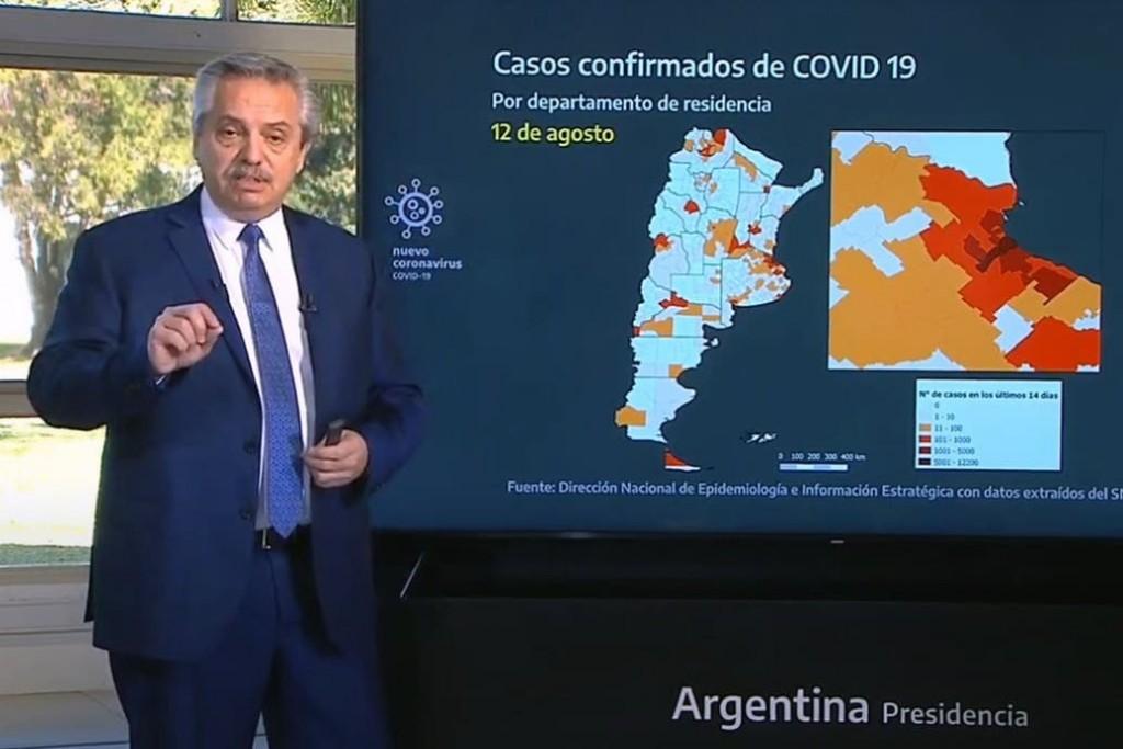 Cuarentena: Alberto Fernández prepara un nuevo anuncio centrado en los brotes del interior, las clases y las vacaciones