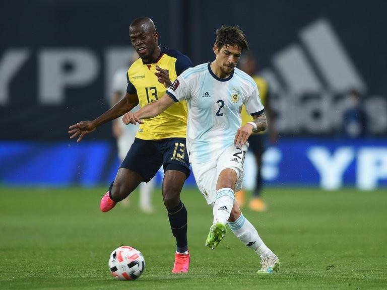 Con gol de Messi, Argentina le ganó a Ecuador en su presentación en las Eliminatorias Sudamericanas
