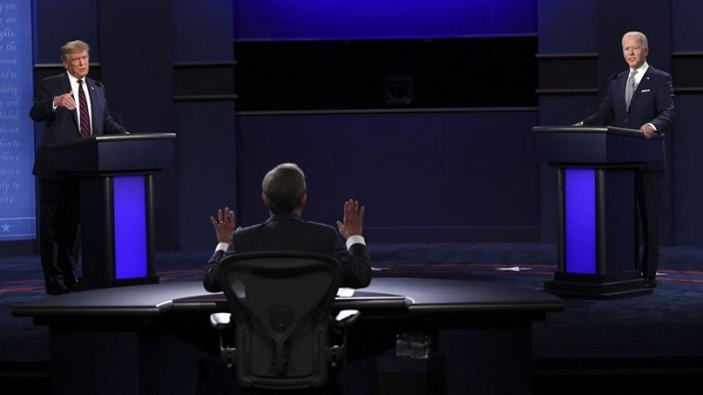 Cancelan el segundo debate presidencial en EEUU