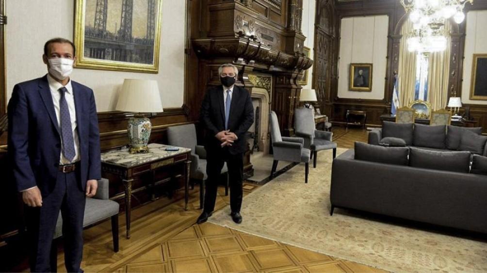 Gutiérrez aseguró que el Presidente