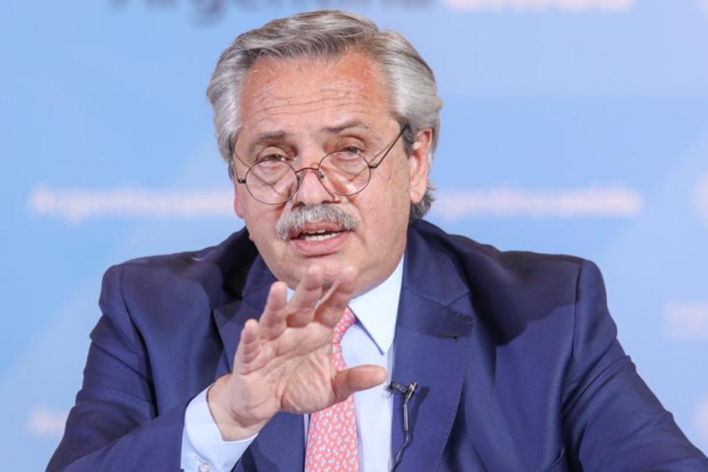 Alberto Fernández descartó cambios en el Gabinete y dijo que no tomará