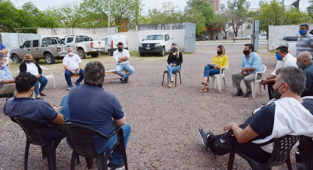 Municipio y empresas fumigadoras coordinaron  acciones para garantizar el control de plagas en comercios