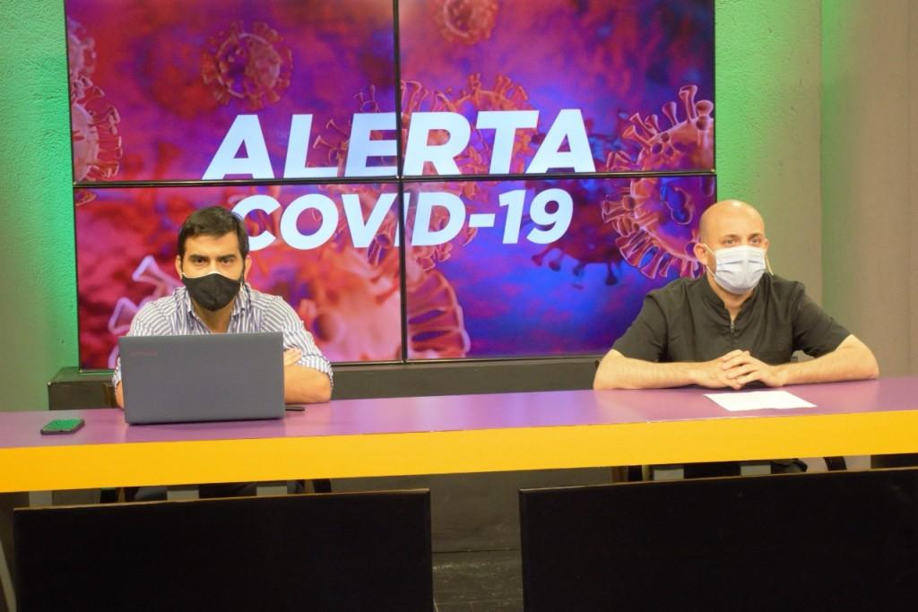 Salud Pública brindó un nuevo reporte epidemiológico