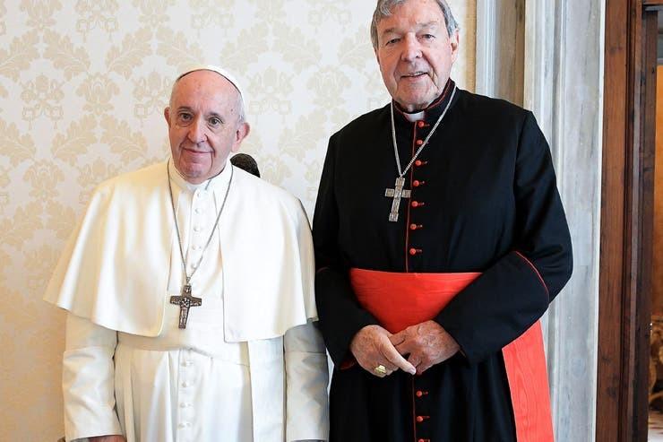 Intrigas vaticanas: una audiencia con gusto a revancha en medio del escándalo