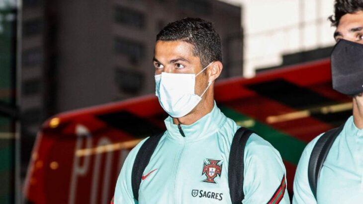 Cristiano Ronaldo tiene coronavirus