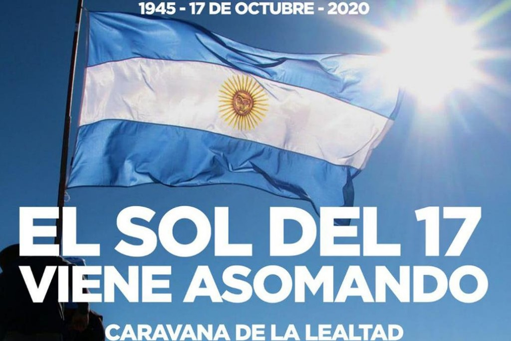 17 de octubre: sin aval oficial, el peronismo se prepara para copar la calle con caravanas
