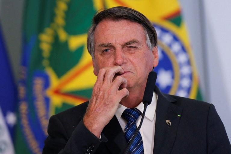 Jair Bolsonaro compartió una foto para volver a comparar a la Argentina con Venezuela y Cuba