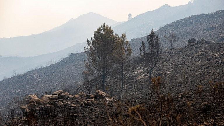Después de 5 meses, llovió en Córdoba y se extinguieron los incendios en las sierras