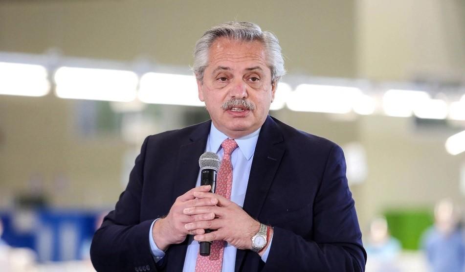 Alberto Fernández presenta el Plan Gas desde Vaca Muerta