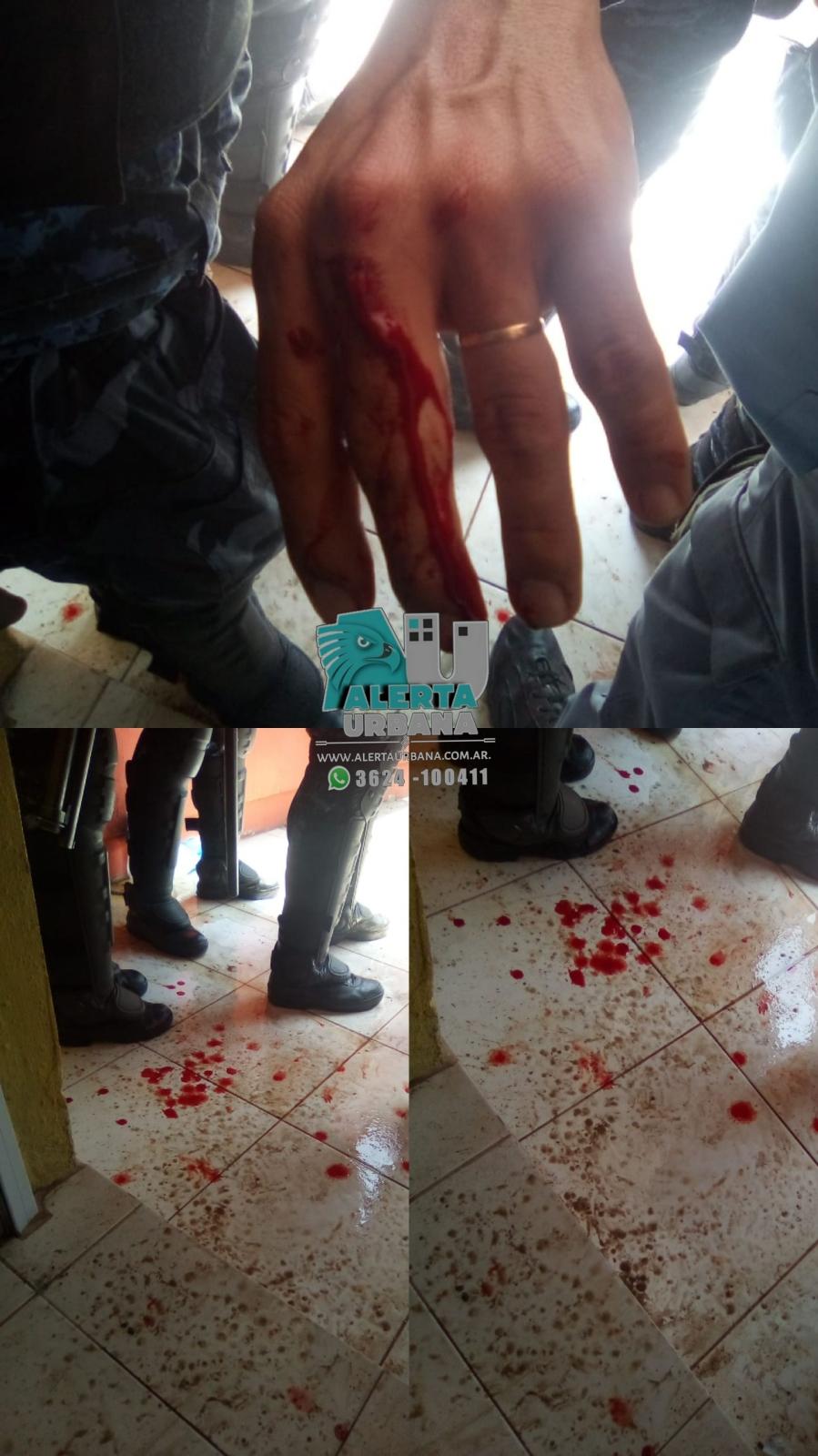 Miraflores: Dos efectivos policiales fueron lesionados, por una comunidad aborigen.