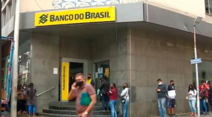 Brasil: Mujer llevó el cadáver de un jubilado al banco para poder cobrar su pensión.