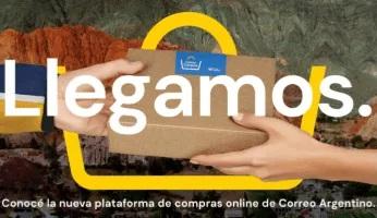 Así funciona Correo Compras, el nuevo Mercado Libre estatal.