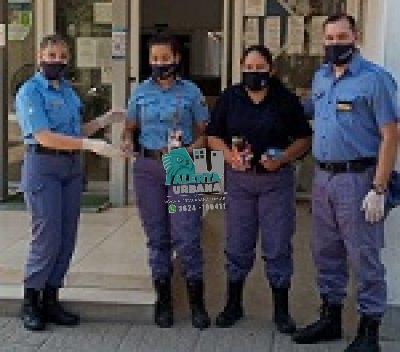 Área Metropolitana: Agasajaron por el día de la madre a mujeres policías.