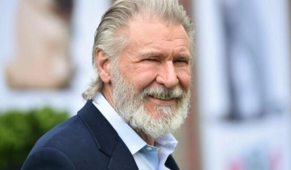Harrison Ford no para